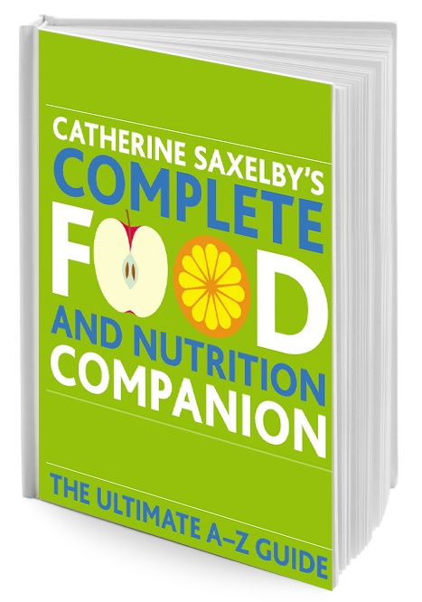 Take a sneak peek at my new book due out in June 2012. The Ultimate A to Z Guide to food and nutrition.