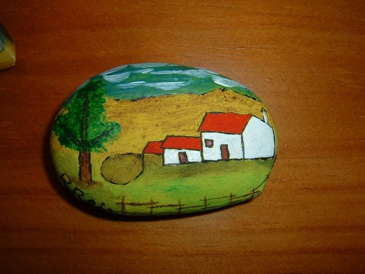 calhaus pintados: Pedras pintadas originais                                                                                                                                                                                 Mais