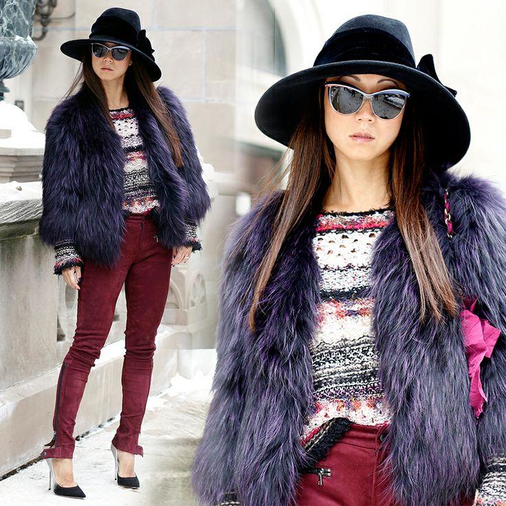 #FashionBlogger #Fashion-a-holic #Winter #ootd