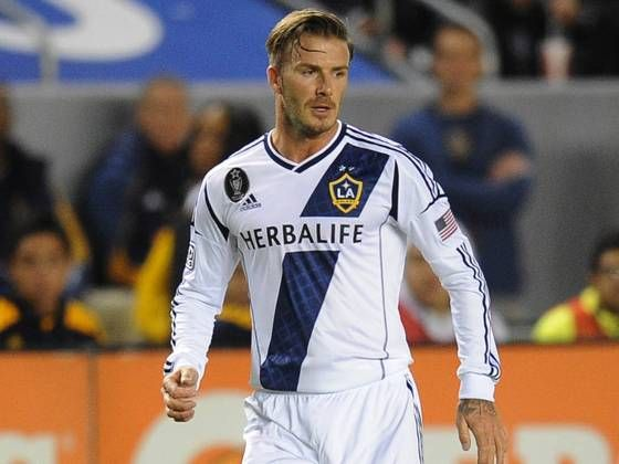 David Beckham has announced that the MLS Cup will be his final game for the Los Angeles Galaxy. (via AP)