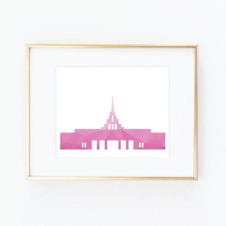 Phoenix Temple, LDS Temples, House of the Lord, LDS Printable, LDS Prints, Lds Wall Art, Lds Instant Download, Lds minimalist, Lds Modern by QuotableStuff on Etsy