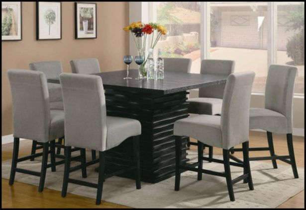 Table Granite Top Kitchen And Chairs Square Dining Room Table Dining Room Furniture Sets Dining Table Black