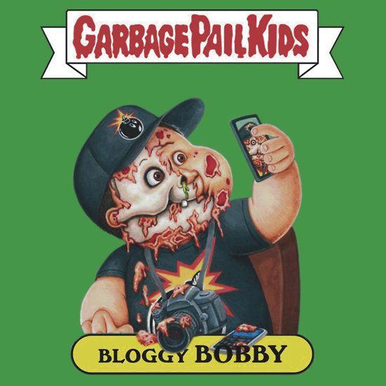 Bloggy Bobby