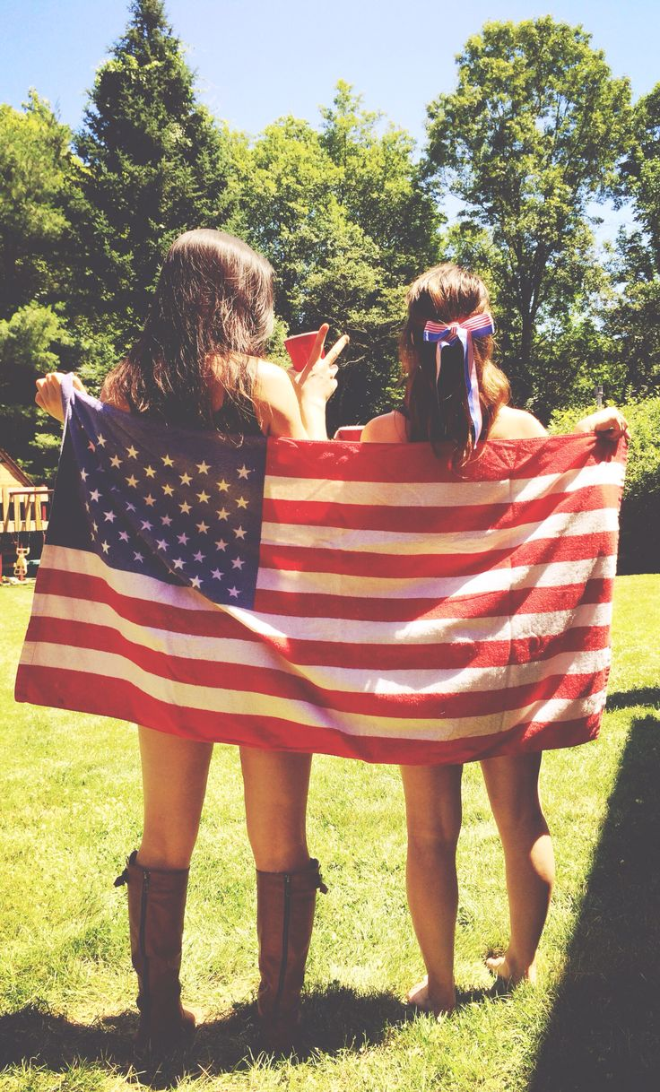 Celebrating the 4th of July with a BBQ, pool party, and of course many pictures with the American flag with my lovely friend. #America #starsandstripes #friendship