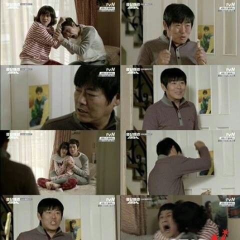 Lmbo! Hilarious scene from Reply 1994!