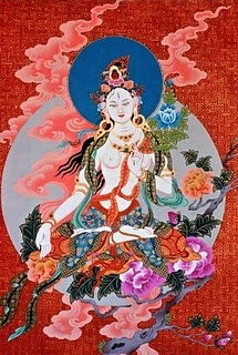 Mother Tara. The female Buddha. Goddess of compassion and wisdom.
