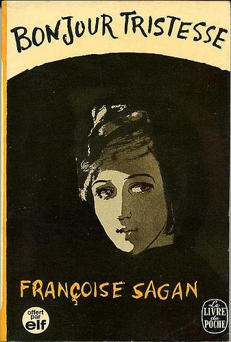 FRA 840-3 SAG (En francés).  La autora tenía 18 años cuando escribió esta famosa narración en la que Cécile, la adolescente protagonista, intenta impedir el nuevo matrimonio de su padre. La novela, cuya acción transcurre en la glamurosa Costa Azul, fue llevada al cine en 1958 por Otto Preminger.