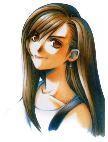 Lauren brings us up to speed with the knockout Tifa Lockhart!