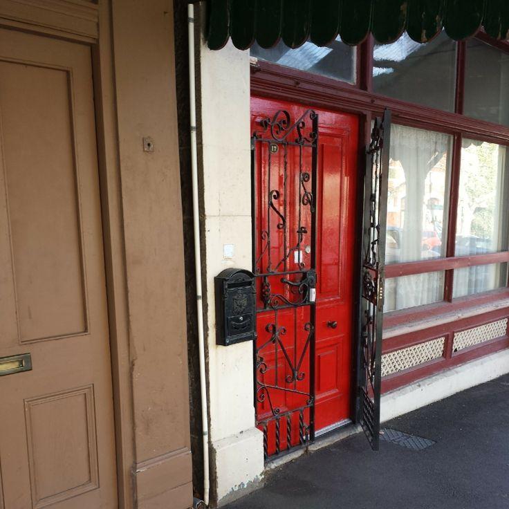 Door in Flemington - Victoria