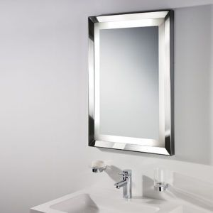 Metal Bathroom Wall Mirrors