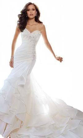 Bellissima Bridal: buy this dress for a fraction of the salon price on PreOwnedWeddingDresses.com