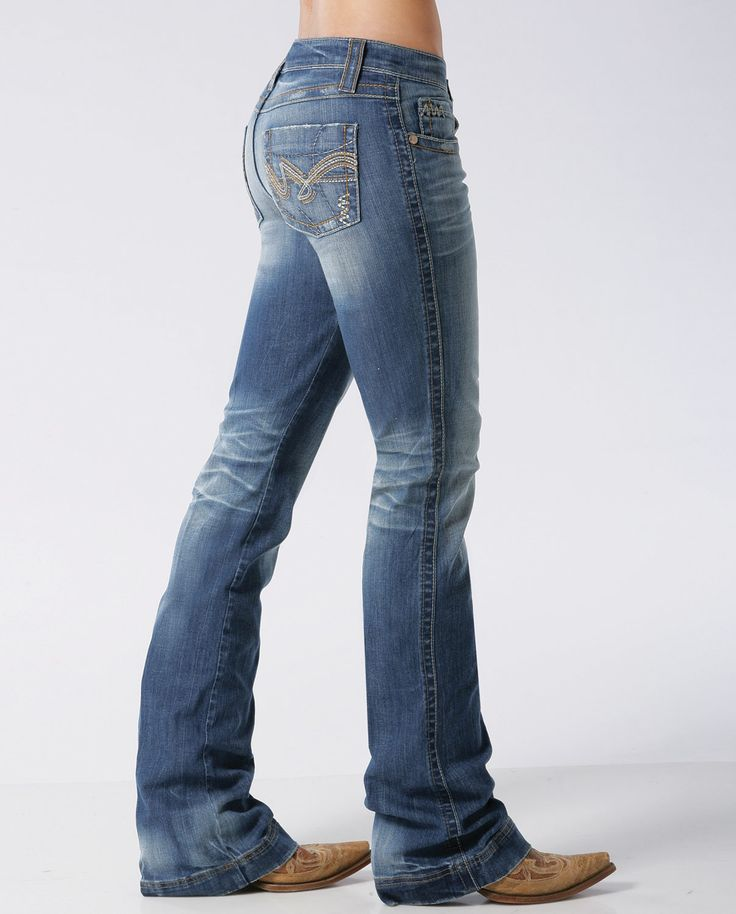 Cruel Girl® Ladies' Alysa Jeans - Relax :: Fort Western Online