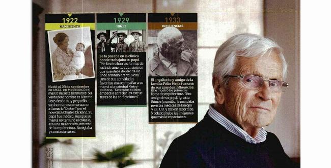 Dicken Castro, protagonista en la Revista Bocas | Universidad de Bogotá Jorge Tadeo Lozano