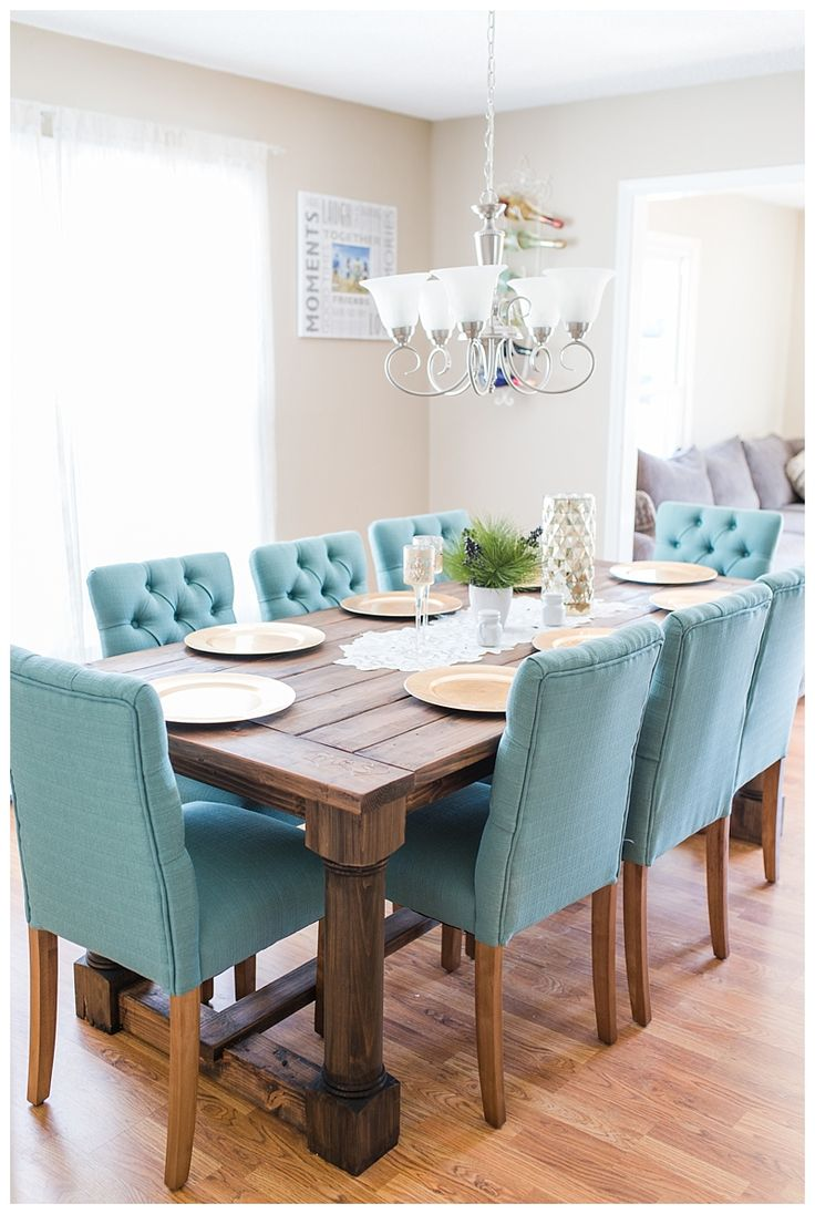 Best 25 rustic farm table ideas on pinterest rustic for Rustic farmhouse table and chairs