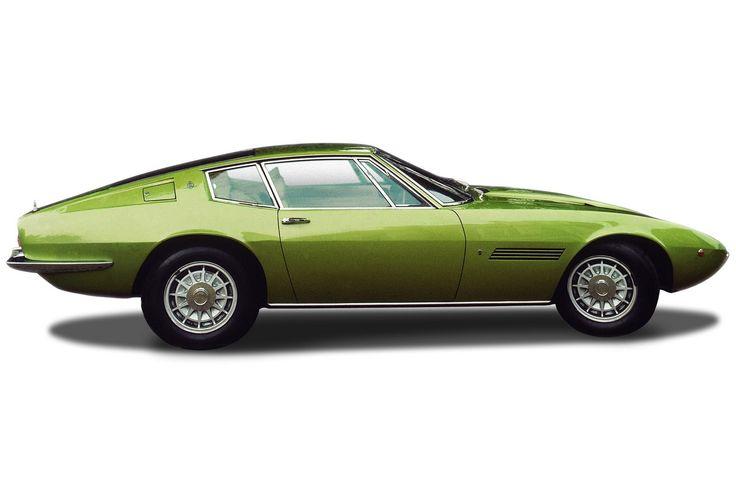 1975 Maserati Khamsin wallpaper