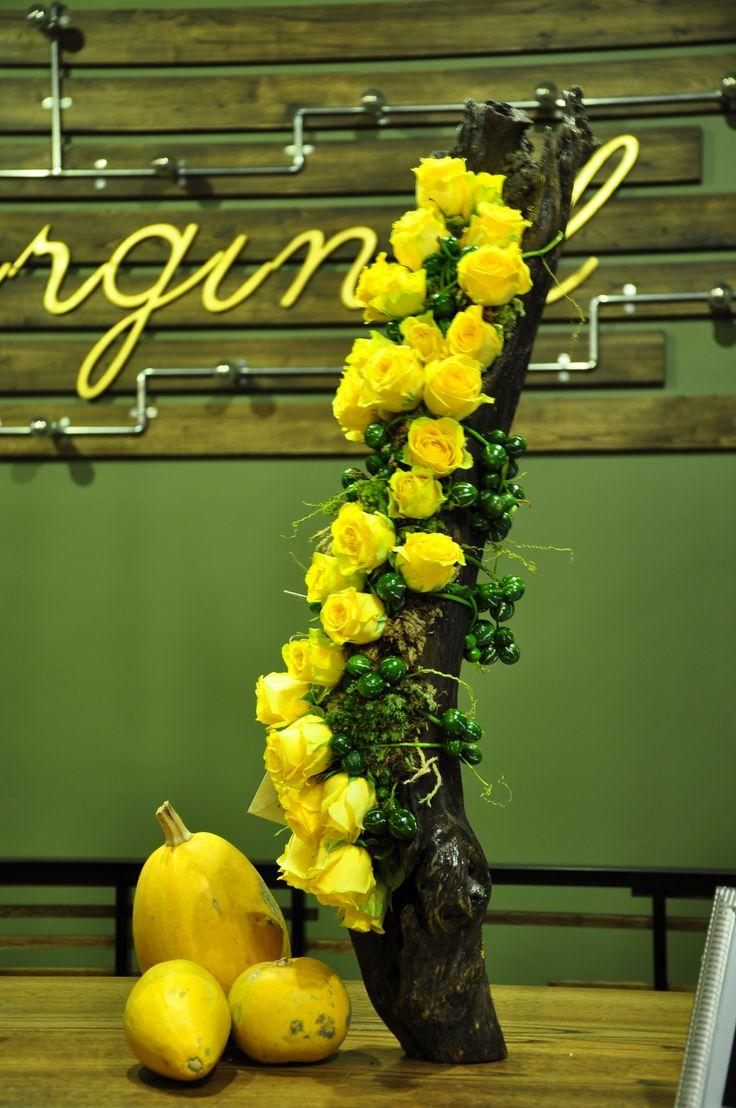 rose, floral design