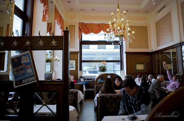 Café Mozart, Vienna