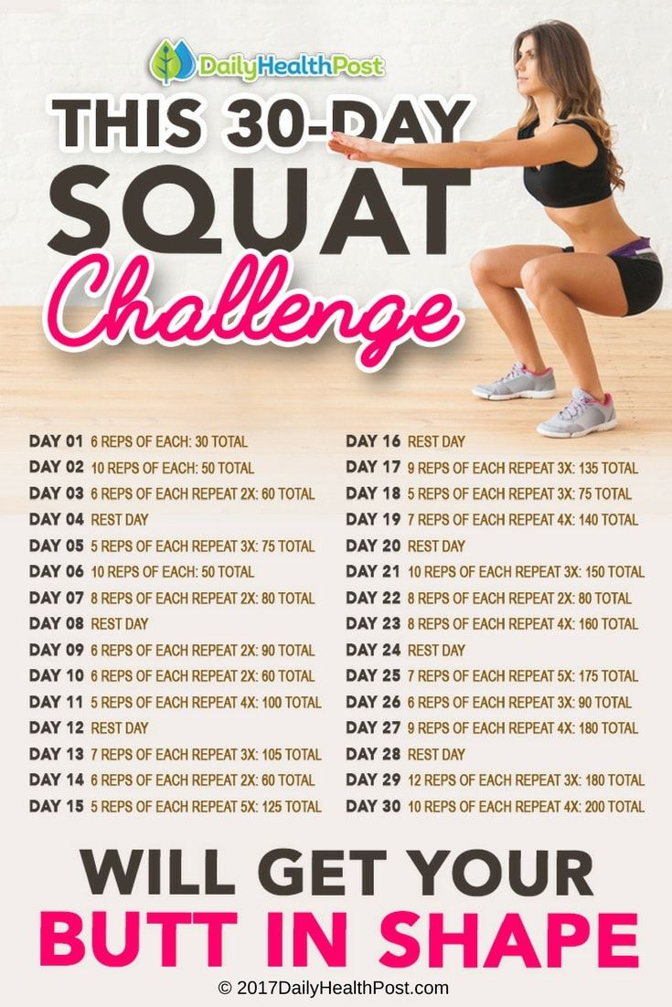 Not only are squats the go-to�butt exercise, but they are the key to strong, sculpted legs. So you must be wondering _Does the 30 day squat challenge work_?