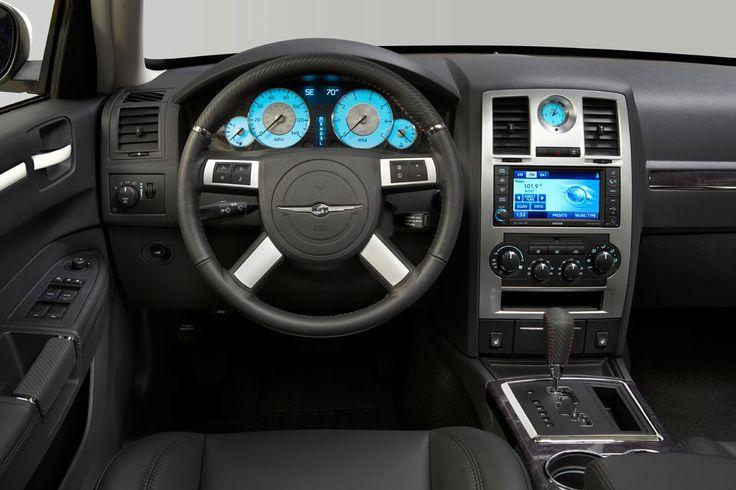 chrysler 300 dream interior