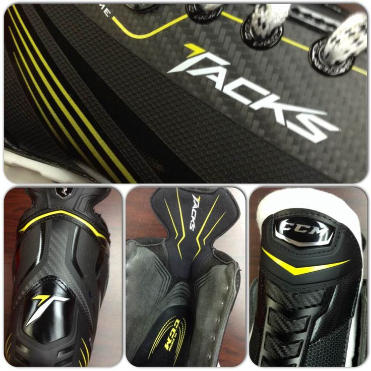 The Legend is back. #Tacks  Click here to see the new CCM Tacks skates ---> http://www.prohockeylife.com/ccm-tacks-skates-c-599