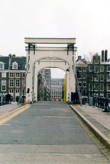 """Magere Brug, Amsterdam. Include in your #Amsterdam #travel #BucketList. Visit """"City is Yours"""" http://www.cityisyours.com/explore to Discover and collect amazing bucket lists created by local experts. #list #local"""