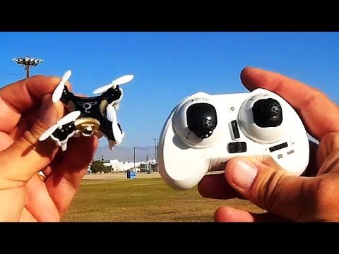 Cheerson CX 10C Worlds Smallest Camera Drone Review