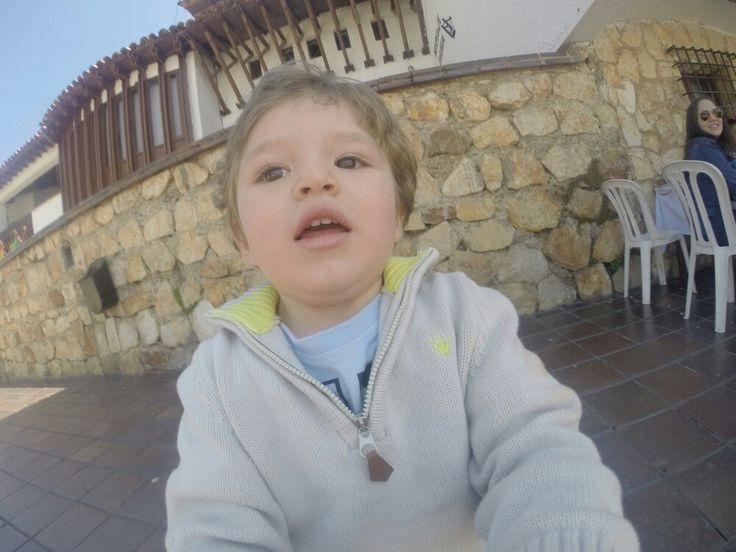 Selfie Bebe