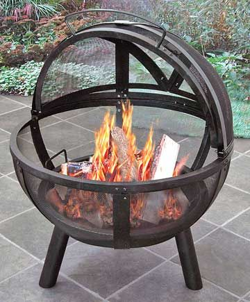 We live an outdoor lifestyle here along the Coastal Bays.  Here's a fire pit gift idea to warm hands and hearts on our cold off season nights.