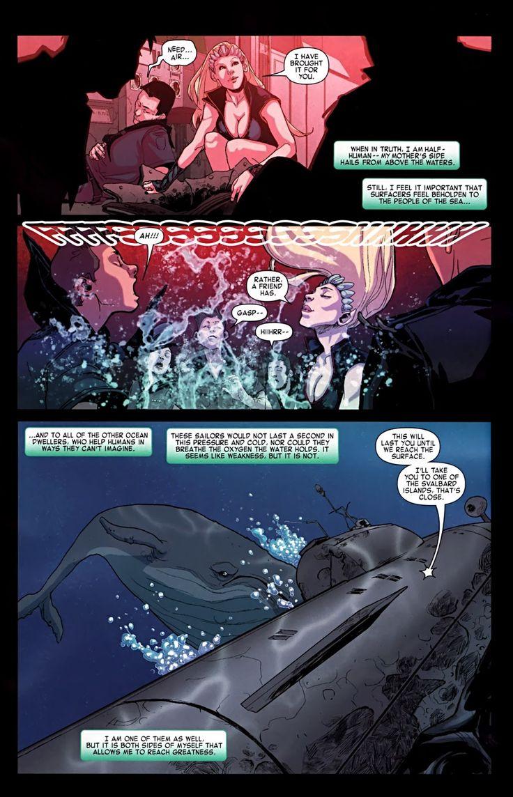 Namora (2010) Full - Read Namora (2010) Full comic online in high quality