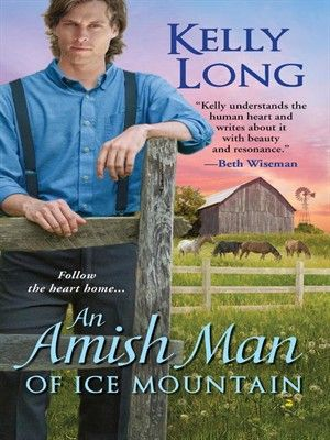 Cover image for An Amish Man of Ice Mountain.