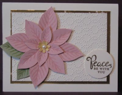 Stampin' Up! Weekly Deals | Denise Foor Studio PA   Reason for the Season Stampin' Up! Card created by Sue Lepako