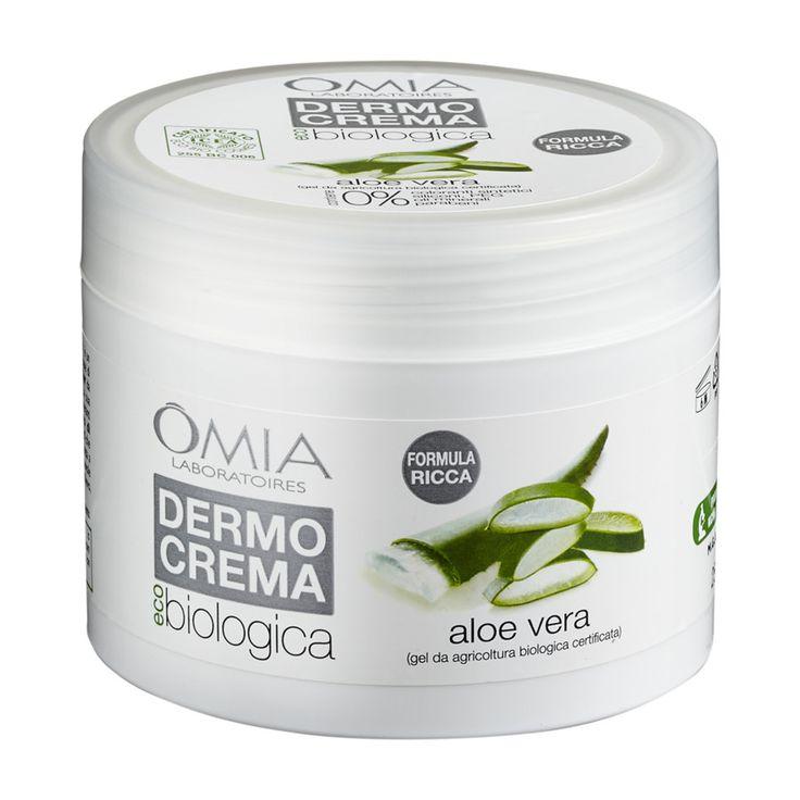 Omia | Corpo | Dermo Crema Ricca Aloe Vera Profumeria on line Douglas su douglas.it