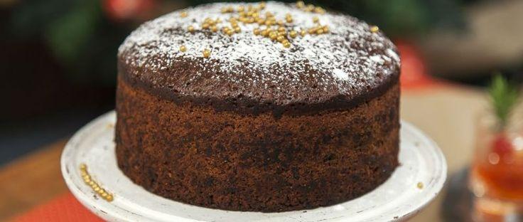 Torta negra - Virginia Sar