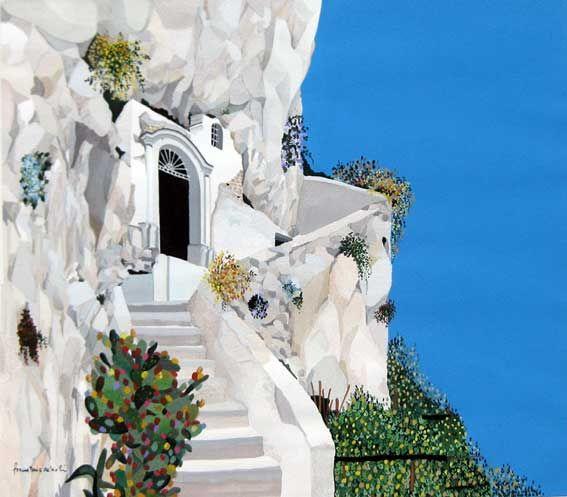 Bianca Maria de Sio Cesari, paesaggi