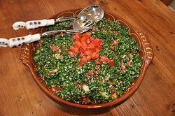 Lebanese Tabouleh - Parsley Salad