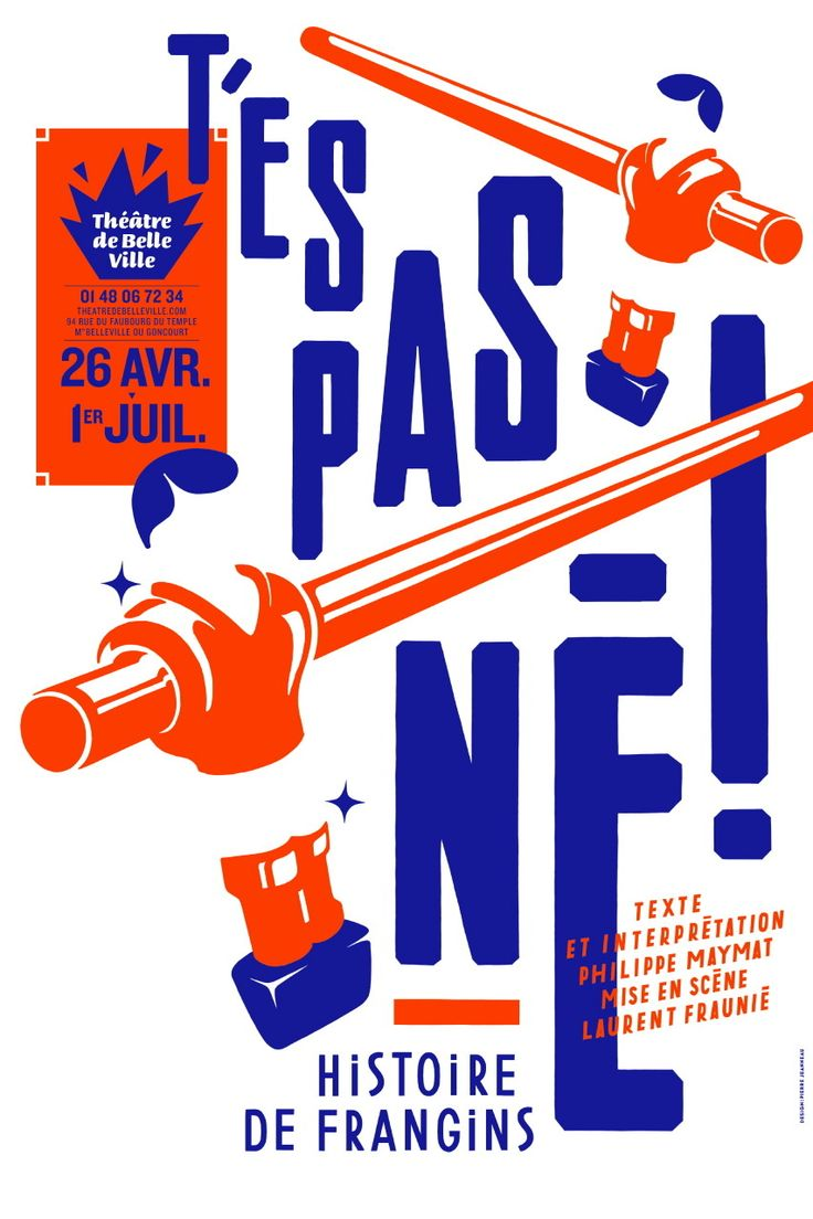 pierre jeanneau - typo/graphic posters