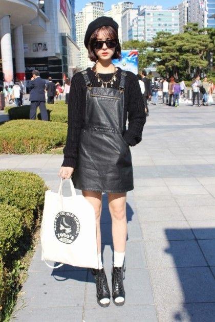 패션 블로거