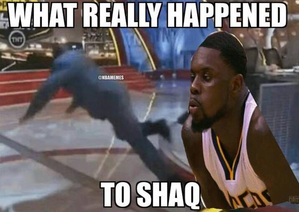 Shaq Funny Memes