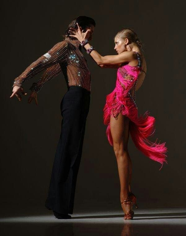 Paso Doble, in the moment.