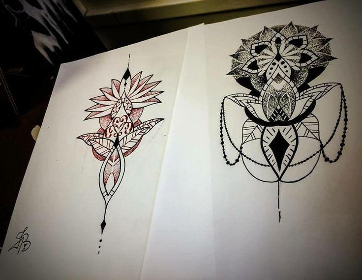 #blackwork #dotwork #jimmybct #cyphertattoo #mandala  #ct #tattoo #idea #drawing