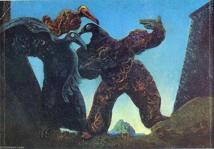 Max Ernst (1891-1976, Germany)