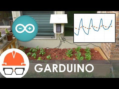 How To: Arduino Garden Controller – Automatic Watering and Data Logging | Electronics For You