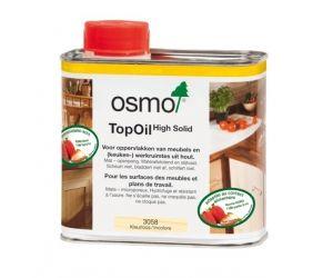 Huile cire Top Oil incolore pour surfaces bois - OSMO 3058