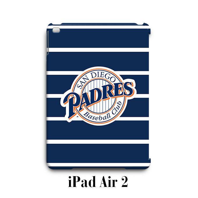 San Diego Padres Custom 2 iPad Air 2 Case Cover Wrap Around