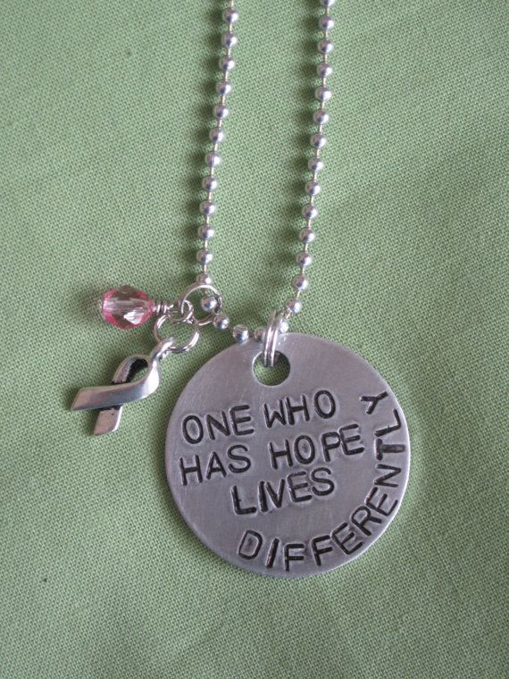 Hey, I found this really awesome Etsy listing at http://www.etsy.com/listing/124802067/cancer-awareness-and-hope-metal-stamped