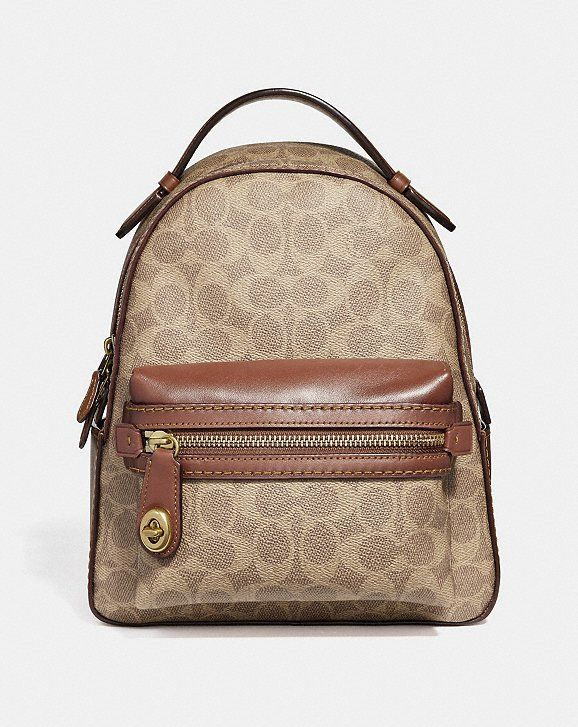 campus backpack 23 in signature canvas in 2018 bags wallets rh pinterest com