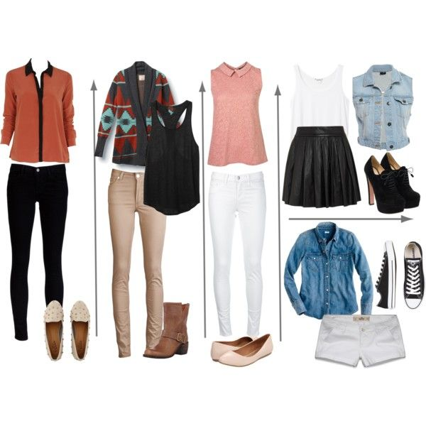High School Summer Outfit Ideas