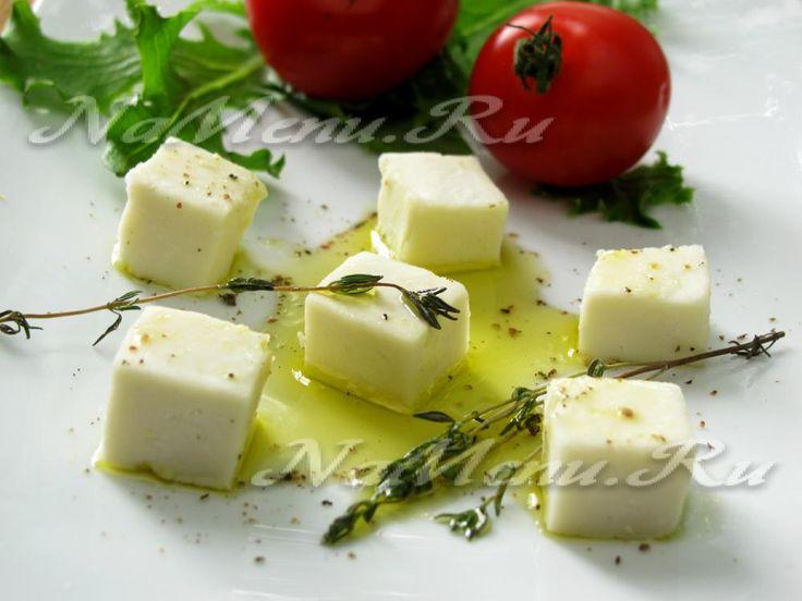 простой фото рецепт приготовления домашнего сыра. Легкая в приготовлении закуска для всей семьи. Можно использовать как ингредиент других блюд.