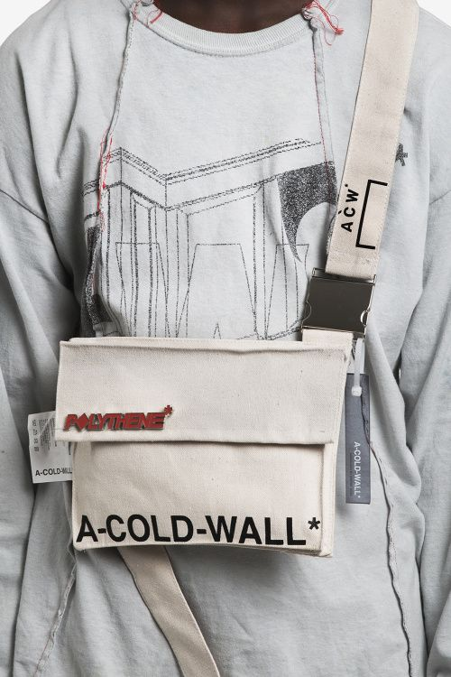 A-COLD-WALL* Unveils Its Seasonal Accessories Range ...