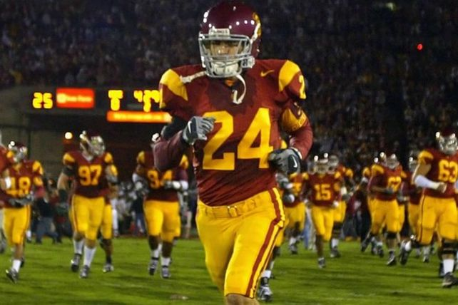 How God Used a Walk-On USC Football Player—You'll Be Utterly Amazed~so worth the watch....
